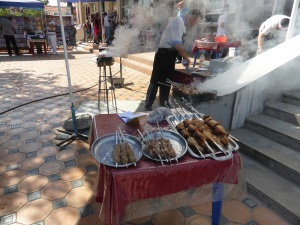 055. Taskent. Bazar Chorsu