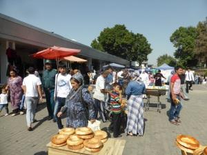 059. Taskent. Bazar Chorsu