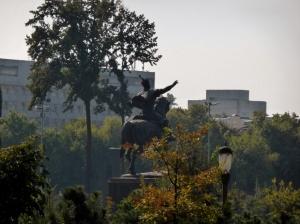 Estatua de Tamerlán