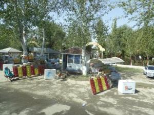 114. De Taskent a Samarcanda