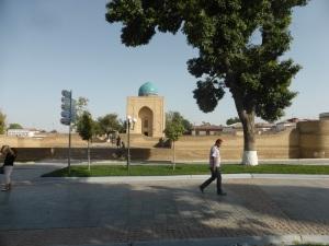 Mausoleo de Bibi-Janym
