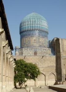 146. Samarcanda. Mezquita Bibi-Janym
