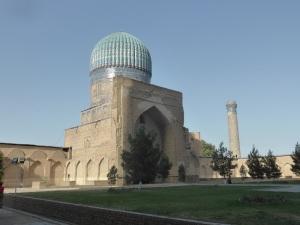 158. Samarcanda. Mezquita Bibi-Janym
