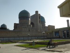 162. Samarcanda. Mezquita Bibi-Janym