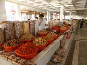 169. Samarcanda. Bazar Siab