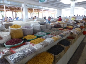 171. Samarcanda. Bazar Siab