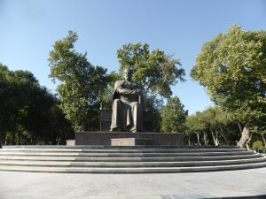 Monumento a Tamerlán