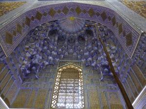 262. Samarcanda. Mausoleo de Gur-E-Amir