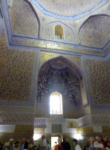 264. Samarcanda. Mausoleo de Gur-E-Amir