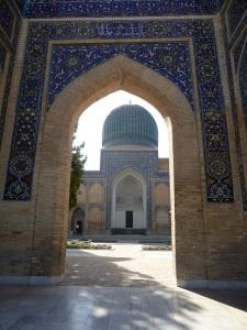 286. Samarcanda. Mausoleo de Gur-E-Amir