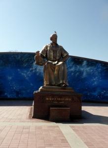 Monumento a Mirzo Ulugbek