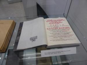 290. Samarcanda. Museo de Mirzo Ulugbek