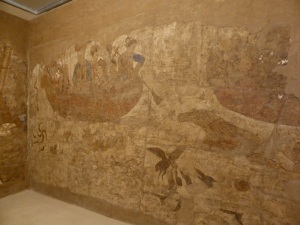 301. Samarcanda. Museo Afrosiab