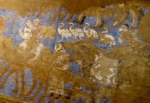 303. Samarcanda. Museo Afrosiab