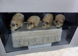 307. Samarcanda. Museo Afrosiab