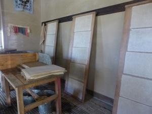 315. Fábrica de papel de seda