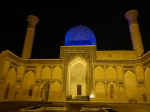 376. Samarcanda. Mausoleo de Gur-E-Amir