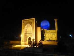 379. Samarcanda. Mausoleo de Gur-E-Amir