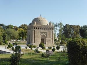 441. Bujara. Mausoleo de Ismail Samani