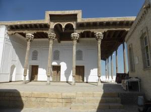 El Arca. Mezquita
