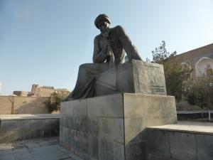 Monumento a Al Jorezmi