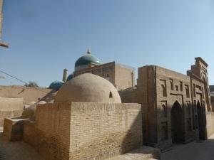 Mausoleo de Mahmud Pahlavon