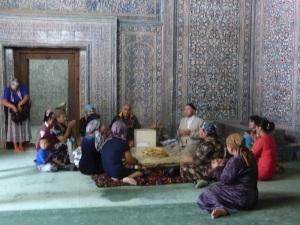 624. Jiva. Mausoleo de Mahmud Pahlavon
