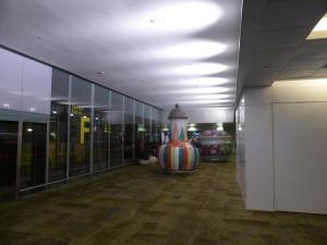 002. Aeropuerto de Singapur