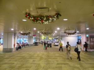003. Aeropuerto de Singapur