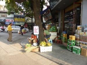 044. Hanoi. Paseo en triciclo por el barrio antiguo