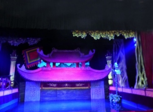 097. Hanoi. Teatro de Marionetas de agua