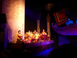 098. Hanoi. Teatro de Marionetas de agua