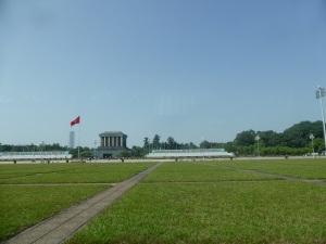 116b. Hanoi. Plaza de Ba Dinh
