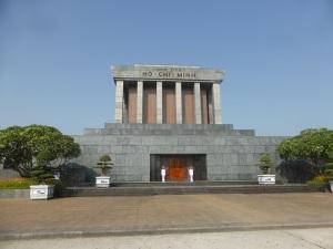 118. Hanoi. Mausoleo de Ho Chi Minh