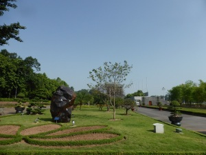 126b. Hanoi Complejo del Mausoleo de Ho Chi Minh