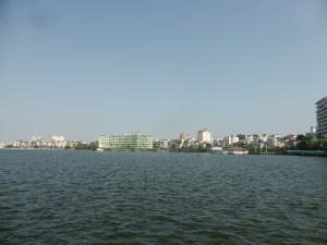 148. Hanoi. Tay Ho (lago del oeste)