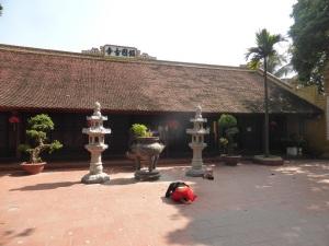 151. Pagoda de Tran Quoc