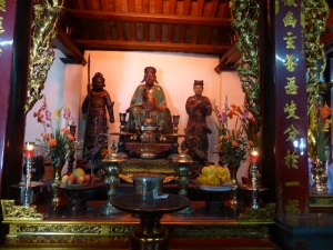 158. Pagoda de Tran Quoc