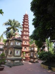 167. Pagoda de Tran Quoc