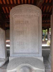 177. Hanoi. Templo de la Literatura