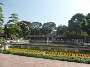 180. Hanoi. Templo de la Literatura