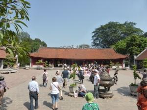 181. Hanoi. Templo de la Literatura