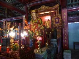 185. Hanoi. Templo de la Literatura