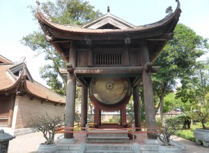 207. Hanoi. Templo de la Literatura