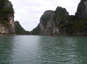 418. Bahía de Halong. Paseo en barca
