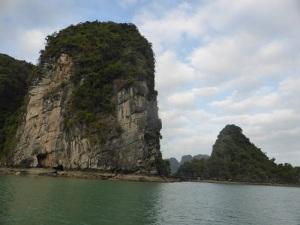419. Bahía de Halong. Paseo en barca