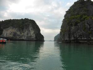 445. Bahía de Halong. Paseo en barca
