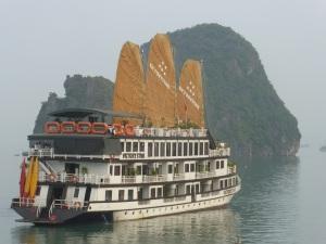 529. Bahía de Halong