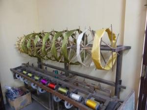 640. Hoi An. Fábrica de seda