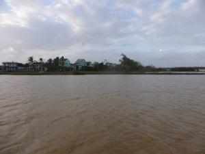 748. Hoi An. Excursión en barca por el río Thu Bon